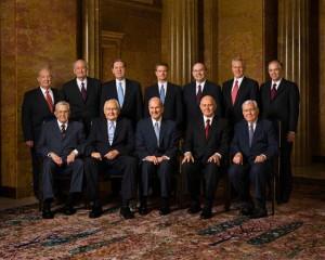 Mormon Twelve Apostles