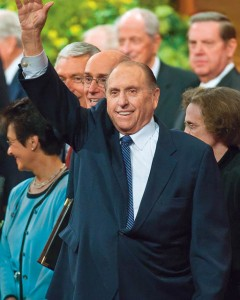 Thomas S. Monson Mormon