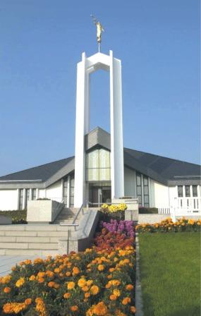 Mormonism in Germany