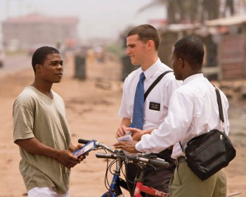 Thomas S. Monson Talks About Missionaries