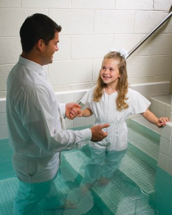Thomas S. Monson Quotes About Baptism