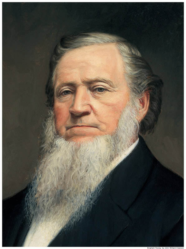 Thomas Monson quotes about Brigham Young