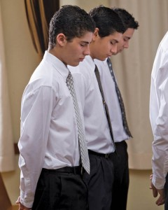 Mormon Young Men