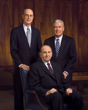 mormon-Presidency