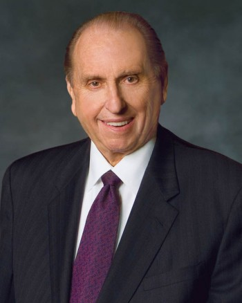 Reflections on Thomas Monson and Mormon General Conference
