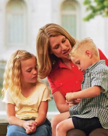 Mormon Family Life