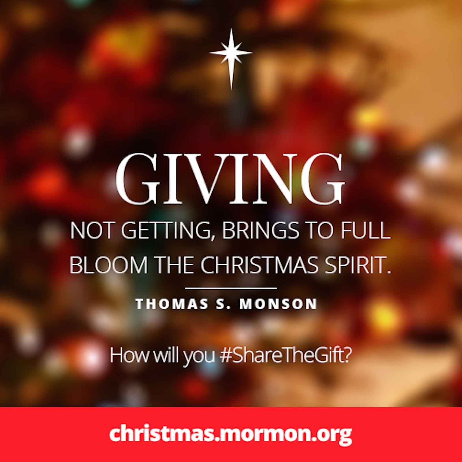 Lds Christmas Quotes.Home Thomas Monson